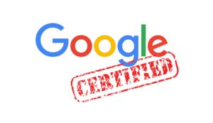 Google Certified marketing company