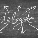 Delegate marketing tasks